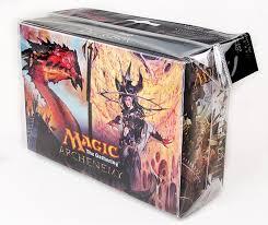 ultra pro magic the gathering archenemy oversized deck box da