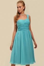 robe turquoise pour mariage robe midi plissée pour mariage en mousseline asymétrique turquoise