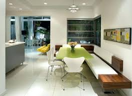 25 Space Savvy Banquettes With Remarkable Built In Banquette Contemporary Best Image Engine