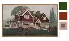 house paint schemes exterior color schemes vintage paint color antique home style