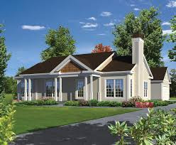 rear entry garage house plans at familyhomeplans com house plan 95979