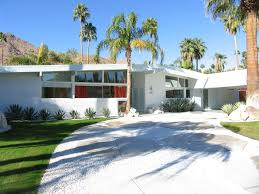 m modern home palm springs home modern