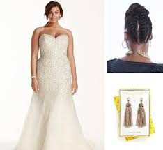 design a wedding dress how to make a simple wedding dress look badass a practical