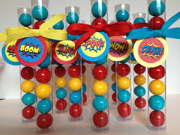 party gumball party favors with
