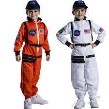 Astronaut Halloween Costume Adults Astronaut Costume Ebay