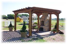 10 X 10 Pergola by Pergolas U0026 Pavilions Metro Portable Buildings
