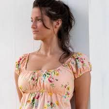 easy peasant dress sewing pattern sis boom meghan peasant pdf e