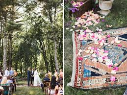 fruit inspired backyard wedding francesca matt green wedding
