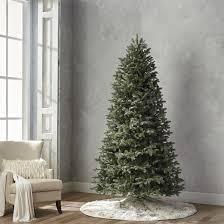 grand silver tip noble 9 slim profile tree frontgate