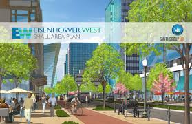 eisenhower west small area plan planning u0026 zoning city of