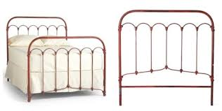 metal headboards twin pair of vintage twin metal beds for sale