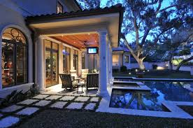 outdoor lanai exterior patio design scottsdale interior design