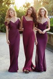 fall bridesmaid dresses bridesmaids dresses by jim hjelm in lovely fall colours