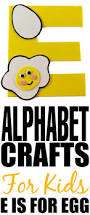 alphabet crafts for kids e is for egg frugal mom eh