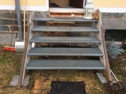gitter treppe bautreppe gittertreppe nottreppe in sachsen plauen