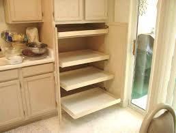 Kitchen Cabinet Rolling Shelves Kitchen Cabinet Rolling Shelves Awesome Idea Shelves Exquisite