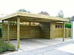 beautiful garages with carports 2 carport 20met 20berging jpg