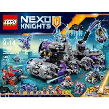 Lego Headquarters Lego Nexo Knights Jestro U0027s Headquarters 70352 Walmart Com