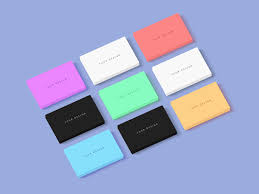 Business Card Mockup Psd Download Business Card Mockup Freebie Download Photoshop Resource Psd Repo