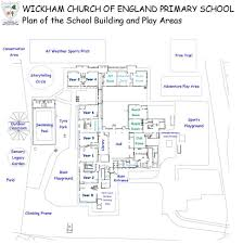 Floor Plan Of A Church by Wickham Church Of England Primary Map And Tour Guide