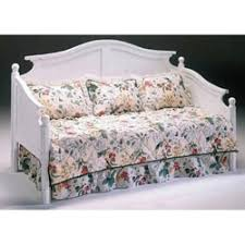 somerville white daybed frame headboard and sides free