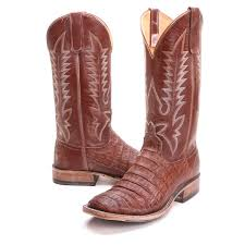 s boots cowboy pfi s bootdaddy collection with bean mens caiman belly