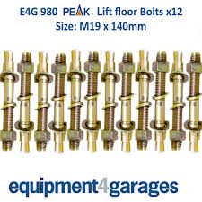floor bolts 2 post lift two post lift 2 post ramp