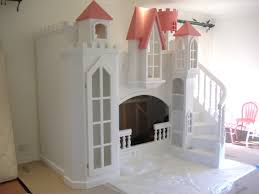 Princess Castle Bunk Bed Fogel Castle Bunk Bed Themed Beds By Tanglewood Design
