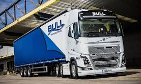 volvo tractor trailer bull transport buys six volvo fh tractor units commercial motor