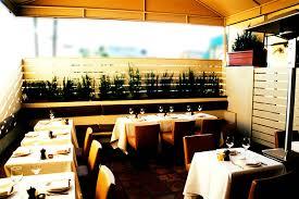 Los Patios Restaurant Patio Interior Furniture Design Aoc Wine Bar Restaurant Los