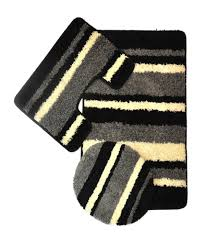Black And Gold Bathroom Rugs Black And Gold Bathroom Rugs Cievi Home