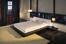 Arata Japanese Platform Bed Haiku Desig - Japanese style bedroom sets