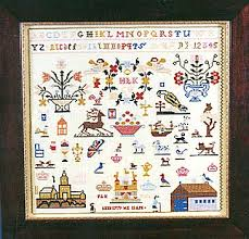 fak mek reproduction sampler the scarlet letter