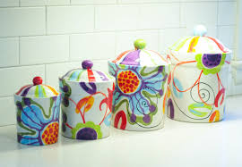 kitchen canister set canister set kitchen canisters ceramic
