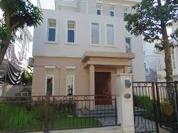 4 Bedrooms For Rent by Villas For Rent In Splendora An Khanh Urban Area