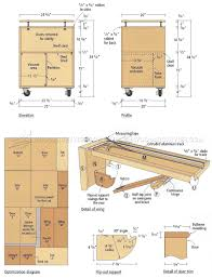 ultimate miter saw stand plans u2022 woodarchivist