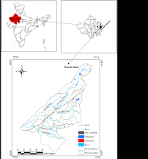 identification of artificial recharge sites in manchi basin