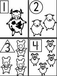 astonishing farm animals coloring pages printable with farm