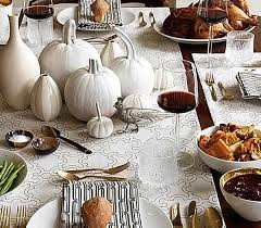 monochromatic thanksgiving place settings 12 stylish thanksgiving