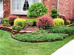 Front Yard Landscape Designs by Small Front Yard Landscaping Ideas Wooden Chair Landscape Design