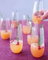 7 amazing winter wedding cocktail recipes martha stewart weddings