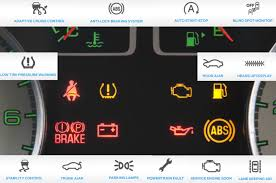 Ford Escape Dashboard - 2017 ford escape symbols ford escape manual