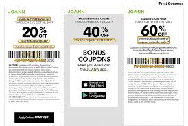 joanns coupon app how to get the best deal at joann fabric and crafts my design