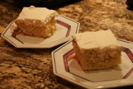 my panic attacks with tres leches cake or what happens when you