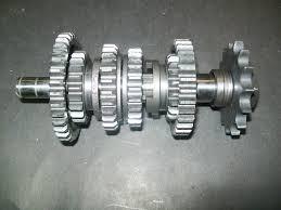yamaha mx175 f transmission drive axle