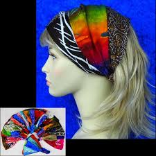 wholesale headbands wholesale patchwork elastic bandana headband