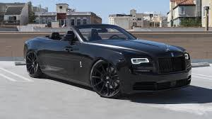 matte gray rolls royce rolls royce dawn convertible on forgiato capolavaro ecl wheels