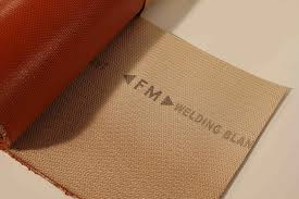 fm approved fabrics and textiles for welding work operations