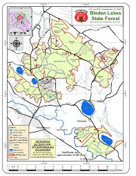 Dupont State Forest Trail Map by Turnbull Creek Educational State Forest Wikipedia