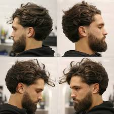 men growing hair out stages photos men long hair awkward stage black hairstle picture